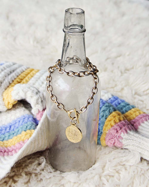 Vintage Coin Necklace: Featured Product Image