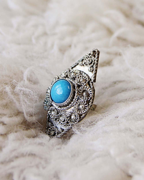 Vintage Moroccan Ring #3: Featured Product Image