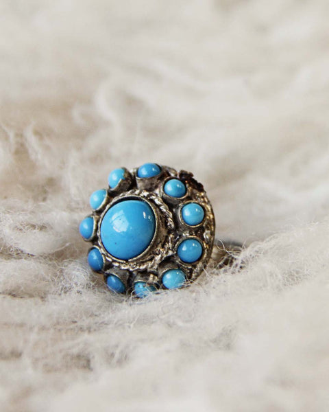 Vintage Moroccan Ring #6: Featured Product Image