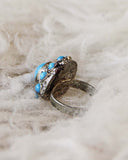 Vintage Moroccan Ring #6: Alternate View #2