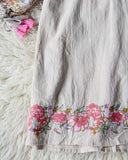 Virgo Embroidered Dress: Alternate View #5