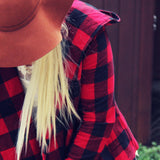 Lake Wenatchee Plaid Jacket: Alternate View #2