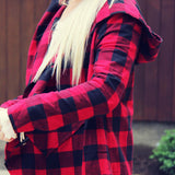 Lake Wenatchee Plaid Jacket: Alternate View #4