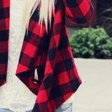 Lake Wenatchee Plaid Jacket: Alternate View #3