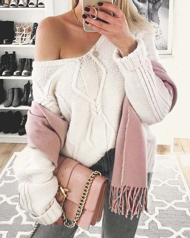 Weekend Away Sweater
