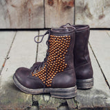 Whistler Studded Work Boots: Alternate View #3