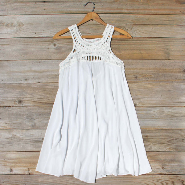 White Haze Dress: Featured Product Image