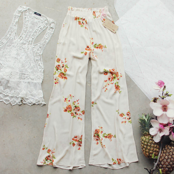 Wild Garden Pants: Featured Product Image