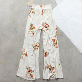 Wild Garden Pants: Alternate View #4