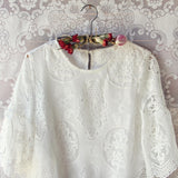 Wild Honey Lace Top (wholesale): Alternate View #3