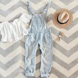 Wild June Overalls: Alternate View #1