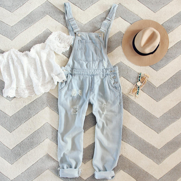 Wild June Overalls: Featured Product Image