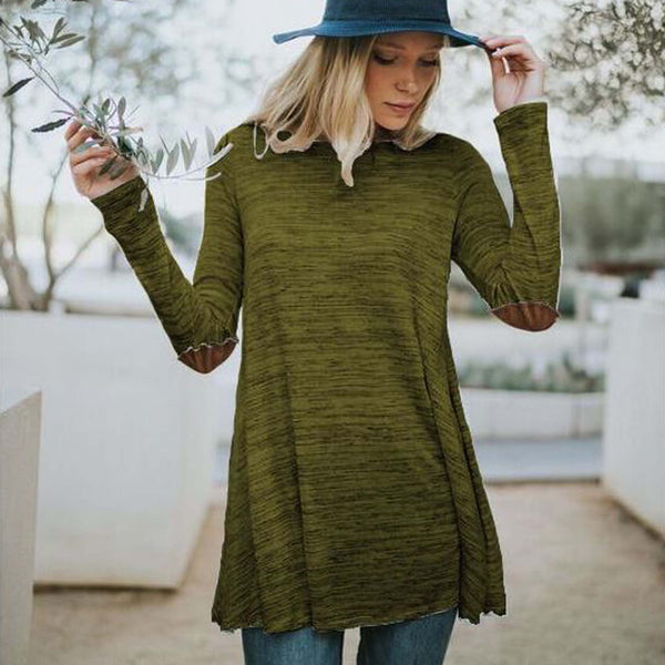Wild Lavril Tee in Olive: Featured Product Image