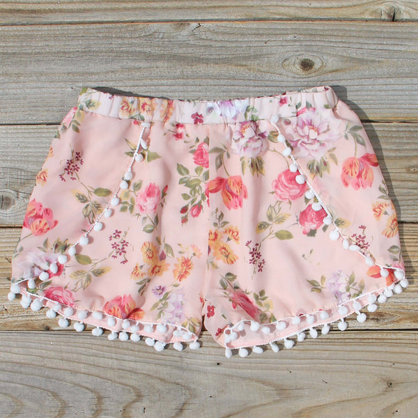 Wild Rose Shorts: Featured Product Image