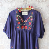 Wild Roses Dress (wholesale): Alternate View #2
