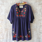 Wild Roses Dress (wholesale): Alternate View #1