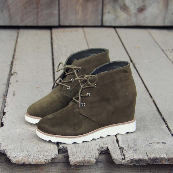 The Snow & Sage Booties: Featured Product Image