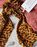Wild Thing Scarf Scrunchie: Alternate View #2