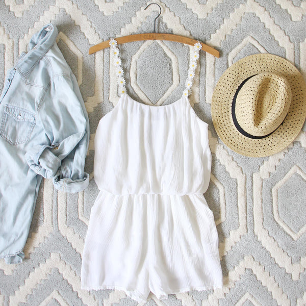 The Willa Romper: Featured Product Image