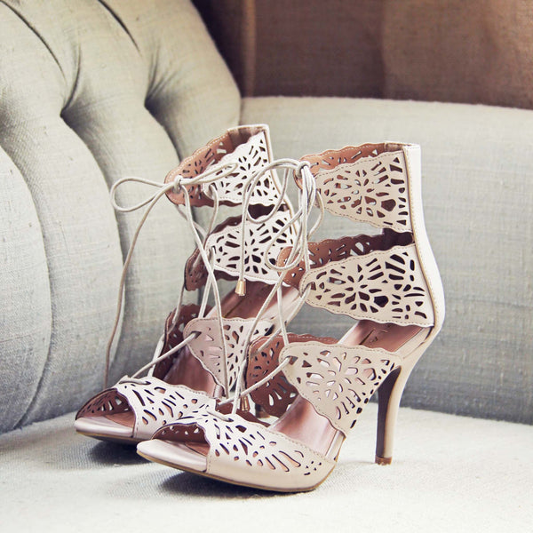 Willow & Fox Heels: Featured Product Image