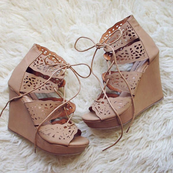 Willow & Fox Wedges: Featured Product Image
