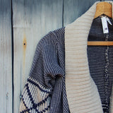 Winter Cabin Knit Sweater: Alternate View #2