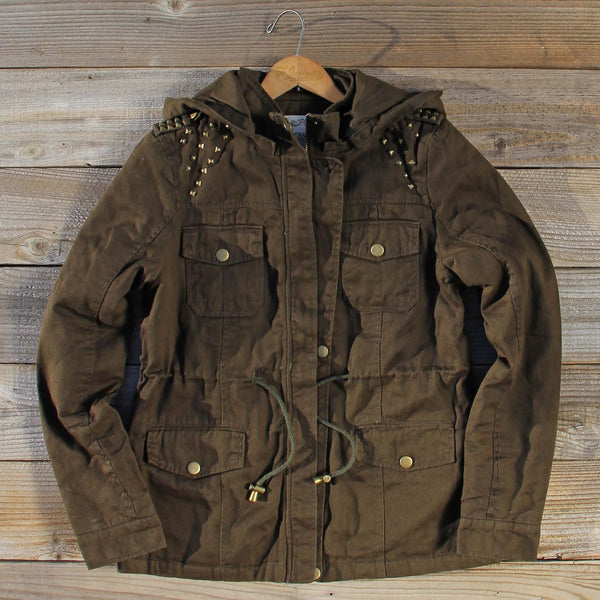 Snowy Forecast Coat: Featured Product Image