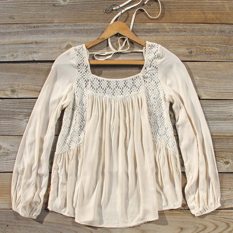 Winter Boheme Blouse