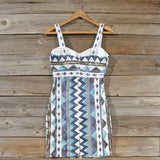 Winter Lake Beaded Dress: Alternate View #4