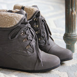 Winter Maiden Booties: Alternate View #2