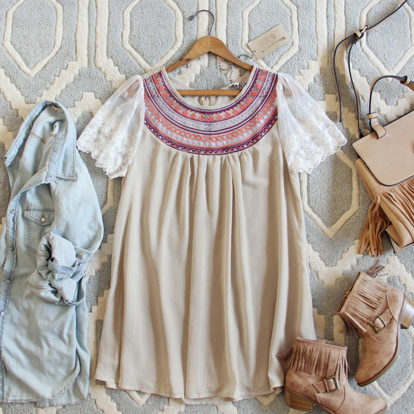 Winter Nomad Dress: Featured Product Image
