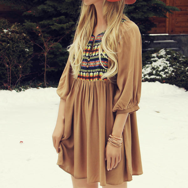 Winter Sands Dress: Featured Product Image