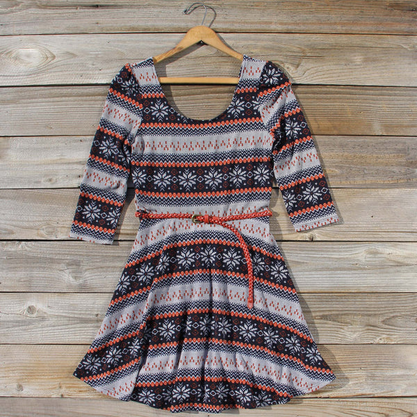 Snow Lodge Dress: Featured Product Image
