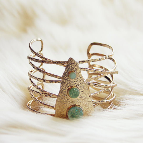 Winter Azure Bracelet: Featured Product Image