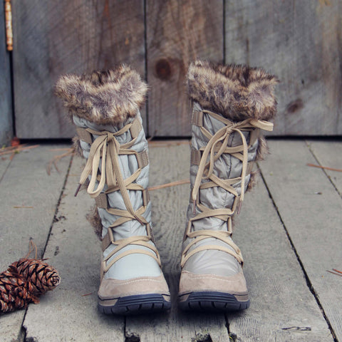 Winter Wonderland Snow Boots
