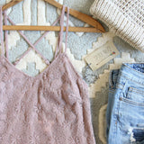 The Woodland Lace Layering Tunic: Alternate View #2