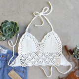The Woodstock Crochet Top (wholesale): Alternate View #1