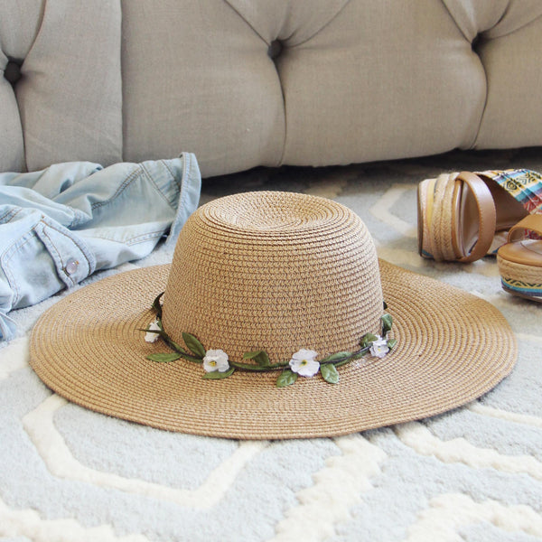 Woodstock Floppy Hat: Featured Product Image