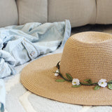 Woodstock Floppy Hat: Alternate View #2