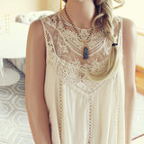 Lace Gypsy Dress: Alternate View #2