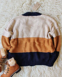 Montana Knit Sweater: Alternate View #5