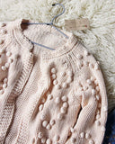 Xoxo Sweater in Softest Pink: Alternate View #3