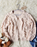 Xoxo Sweater in Softest Pink: Alternate View #2