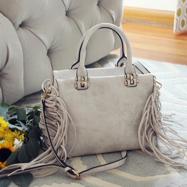 The Yuma Fringe Tote: Featured Product Image