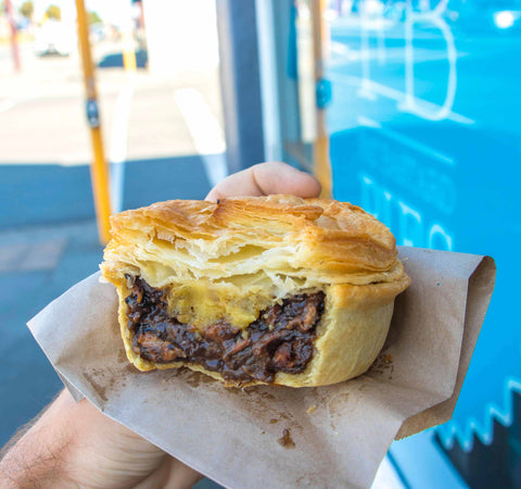 NZ Kiwi Pies - Lamb