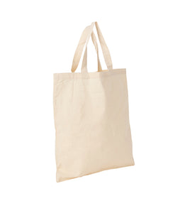 CA1005 - Calico Bag Short Handle