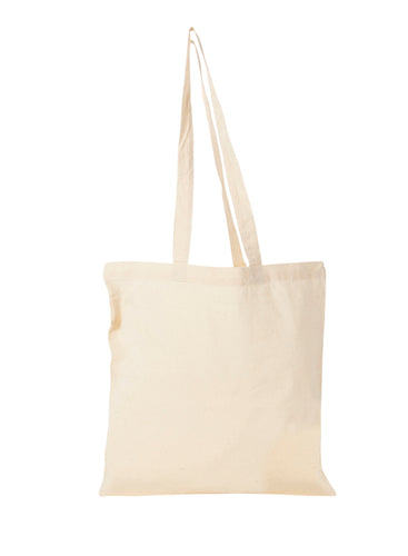 CA1010 - Calico Bag Long Handle