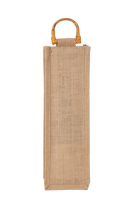 JB2105 - 1 Bottle Jute Bag
