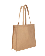 Load image into Gallery viewer, JB6125 - Jute UK Carry Bag Long Handle