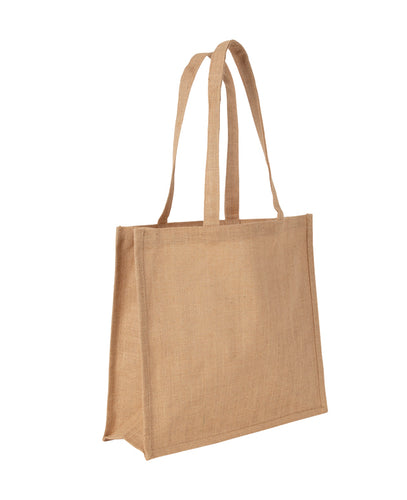 JB6125 - Jute UK Carry Bag Long Handle